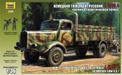 German Heavy Truck L4500A. шт. 21.00 €