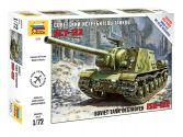 ISU-122 Soviet Self Propelled Gun WWII. gab. 7.85 €