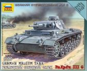 German Tank Panzer III. шт. 3.00 €