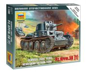 PzKpfw Panzer 38t German Light Tank. gab. 3.00 €