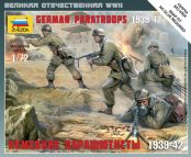German Paratroops. gab. 3.00 €