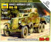 Soviet Armored Car BA-10. gab. 3.00 €