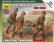 Soviet Medical Personnel 1941-42. шт. 3.00 €