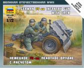 German 75-mm Infantry Gun. gab. 3.00 €