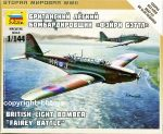 Britisch Light Bomber Fairey Battle. gab. 3.00 €